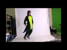 FENG | of QUEST CREW | everything is MORE FUN DRESSED AS a DINOSAUR | Note: This boy can MOVE!