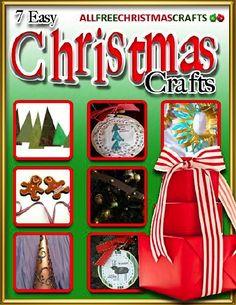 Free Thrifty Christmas Craft Ideas eBook