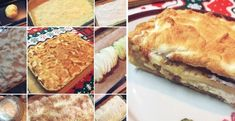 Karamelová torta s arašidovým maslom - Receptik. Apple Pie, Treats, Cakes, Sweet, Food, Hampers, Sweet Like Candy, Meal, Essen