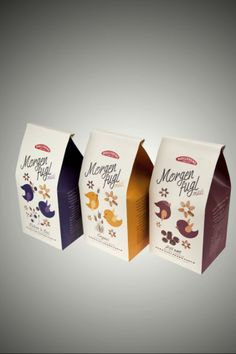 Morgenfugl Müsli (Student Work) on Packaging of the World - Creative Package Design Gallery