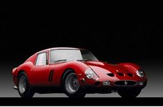 250GTO, I always thought Ferrari did a masterful job on this one