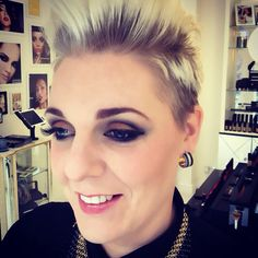 Makeup at  Lynette Page Makeup Bar & academy  4 Minshull St, Knutsford, Cheshire wa16-6hg 01565650825
