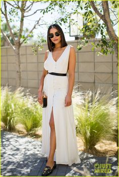 Nicole Richie Hosts 'House of Harlow x Revolve' Coachella Brunch!