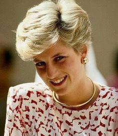 Diana the beautiful