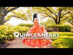 Quinceañeras Photographer in Houston - Quinceañeras Gallery by Juan Huerta Photography - YouTube