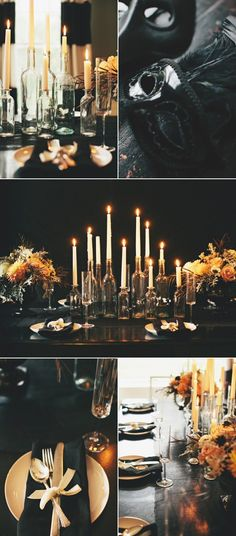 Photography By / http://rebeccahansenweddings.com, Floral Design By / http://foret-design.com