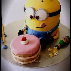 I want this cake! Bake a boo has the recipe. Want!
