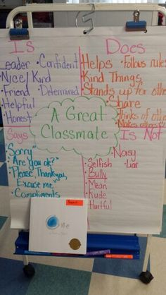 Great activity to use with the book One by Kathryn Otoshi