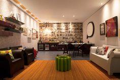 Office do Cartunista – Samantha Nadalin | Ambientes decorados da Mostra Polo Design Show 2014 - Casa