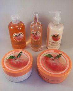 Image result for peach body shop