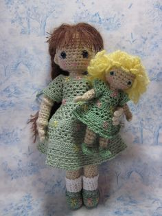 https://flic.kr/p/dN9yFB   RoryE&Teacup1   Commission Bleuette and Teacup Spirit.  The doll patterns are freely available on my blog at:  www.byhookbyhand.blogspot.com  The outfits are one-of-a-kind for my friend.