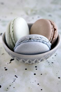 Clemmensen and Brok: Macarons Macarons, Pastel Macaroons, Homemade Chocolate, Chocolate Recipes, Hot Chocolate, Italian Hot, Chocolate Macaroons, Cakes And More, Clean Eating Snacks