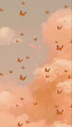 wallpapers Butterfly Wallpaper Iphone, Iphone Background Wallpaper, Scenery Wallpaper, Galaxy Wallpaper, Wallpaper Art, Summer Wallpaper, Wallpaper For Phone, Pattern Wallpaper Iphone, Iphone Background Vintage