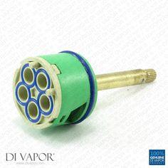 5 Way Diverter Cartridge for Shower Valves | 5 Function Selector (43mm Diameter x 95mm Length)