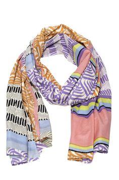 Shop deze Pieces scarf op www.vimodos.nl of bekijk andere leuke sjaals op Vimodos. PIN IT!