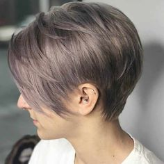 Today we have the most stylish 86 Cute Short Pixie Haircuts. We claim that you have never seen such elegant and eye-catching short hairstyles before. Pixie haircut, of course, offers a lot of options for the hair of the ladies'… Continue Reading → Stylish Short Haircuts, Short Pixie Haircuts, Pixie Hairstyles, Wedding Hairstyles, Short Hair Cuts For Women, Short Hair Styles, Pixie Bob Haircut, Blonde Pixie Cuts, Pixies