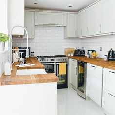 Kitchen | Modern home in south Manchester
