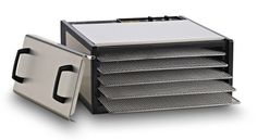 5-Tray Stainless Steel w/Stainless Steel Trays  What I really want is to find one of these used.
