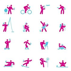 """Fraser Davidson on Twitter: """"Some of the fun Dunkin' icons we have been working on at @cubstudio… """" Character Personality, Summer Campaign, Urban Sketchers, Animation, Twitter Sign Up, Make It Yourself, Fun, Icons, Symbols"""