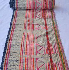 Vintage Handwoven Hmong Hemp Fabric  on Etsy  Vintage Hmong Hemp Indigo Batik Textile on Etsy  #hilltribe #vintage #fabric #vintagefabric #hmong #indigo #indigobatik #vintagetextiles #textile #hilltribetextiles #etsy #etsyfinds #fabricaddicts #indigobatik #fabriccollection #hmonghilltribe #hemp #hempfabric #organic