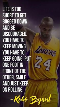 He was an amazing basketball player and even better dad. Rest in peace Famous Basketball Quotes, Kobe Quotes, Kobe Bryant Quotes, Jordan Quotes, Kobe Bryant Nba, Positive Quotes, Motivational Quotes, Inspirational Quotes, Kobe Memes
