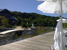 Andiii in der Linsberg Asia Therme (der kleine Mann in dem weißen Bademantel) Patio, Outdoor Decor, Home Decor, Photos, Bathing, Homemade Home Decor, Yard, Porch, Terrace