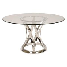 Janet/Daisy II Round Dining Table