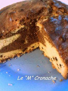 Torta cocco e cioccolato #cake