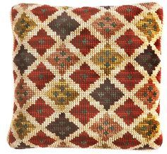 Cross Stitch Charts, Cross Stitch Patterns, Needlepoint Pillows, Ribbon Art, Sewing Clothes, Cushion Covers, Bohemian Rug, Tapestry, Embroidery