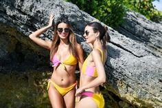 Victoria Justice & Madison Reed in bikinis at the Revolve Summer Event in Bermuda – Celeb Central Madison Grace, Madison Reed, Victoria Justice, Kira Kosarin, Summer Events, Just Girl Things, Celebrity Pictures, Bikinis, Swimwear