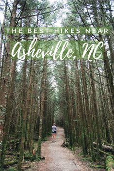 Ashville North Carolina, Ashville Nc, North Carolina Vacations, Camping In North Carolina, North Carolina Mountains, Chimney Rock North Carolina, Places To Travel, Places To Visit, Hiking Spots