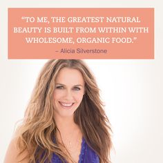 We teamed up with Alicia Silverstone to create our vegan mykind Organic Plant Collagen Builder for healthy hair, skin & nails. Learn more. Organic Recipes, Vegan Recipes, Garden Of Life Vitamins, Alicia Silverstone, Organic Plants, Healthy Hair, Collagen, Nutrition, Facials