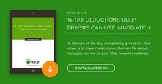 uber driver tax refund