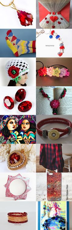 Colores items in spring by Irina Bevza on Etsy--Pinned with TreasuryPin.com Crochet Necklace, Shops, Invitations, Yellow, Create, Spring, Handmade, Etsy, Beautiful