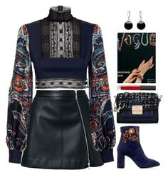 A fashion look from January 2017 featuring long sleeve crop top, short skirts and square-toe boots. Browse and shop related looks. Pride Outfit, Kpop Fashion Outfits, Stage Outfits, Woman Outfits, Look Fashion, Korean Fashion, Womens Fashion, Fashion Design, Classy Outfits