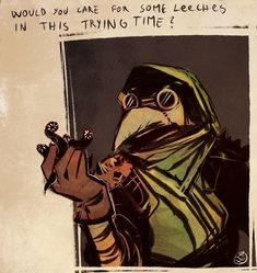 "25 Dungeons & Dragons Posts That Are As Seductive As A Bard - Funny memes that ""GET IT"" and want you to too. Get the latest funniest memes and keep up what is going on in the meme-o-sphere. My Character, Character Design, Character Inspiration, Plauge Doctor, Darkest Dungeon, Black Death, Dark Memes, History Memes, Pretty Art"