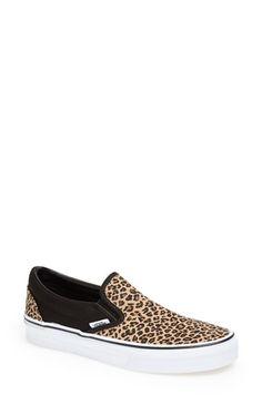 Love these Vans 'Classic' Slip-On (Women) available at #Nordstrom