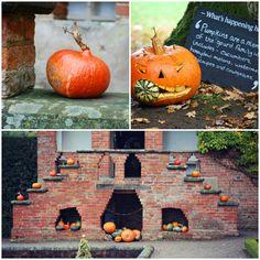 The Hanbury Hall Pumpkin trail