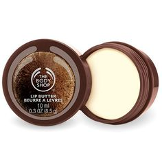 Coconut Lip Butter - This buttery lip moisturizer melts onto the lips for instant hydration. It contains organic virgin coconut oil