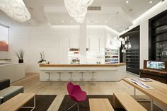 Arch thesis precedents on pinterest architects for Travel agency interior design