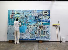 FT.com Mark Bradford To create a panoramic view of the US art scene, Hossein Amirsadeghi, Maryam Eisler and photographer Robin Friend visited artists in their studios from Brooklyn to LA. They reveal,...