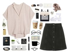 """""""help me polarize"""" by blessing-sparkles ❤ liked on Polyvore featuring MASSCOB, Topshop, Retrò, Daniel Wellington, Royce Leather, Incase, Mulberry, Threshold, iittala and Arteriors"""