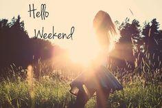 mrs dromey: Hello Weekend!