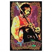 Poster:Blacklight-Jimi Hendrix