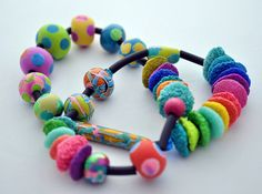 Oksoon    necklace  Untitled, via Flickr.