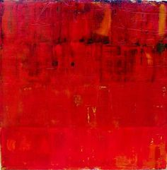 """H Wesley  Wheeler; Painting, """"COLOR FIELD TACTILE"""""""