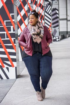 GarnerStyle | The Curvy Girl Guide: Cozy Looks for Less