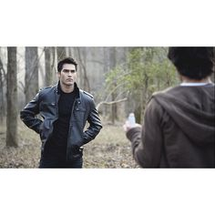 Teen Wolf Derek Hale Tyler Hoechlin ❤ liked on Polyvore featuring home, home decor, derek hale and teen wolf