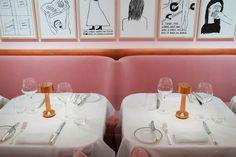 India Mahdavi and David Shrigley : The Gallery Restaurant at Sketch   FLODEAU