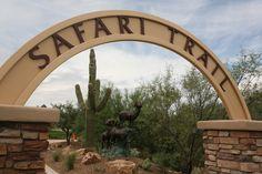 Rancho #Sahuarita Safari Trail: #animals Sahuarita Arizona, Safari, Trail, Places To Visit, Sweet Home, Scene, Mirror, Animals, Home Decor